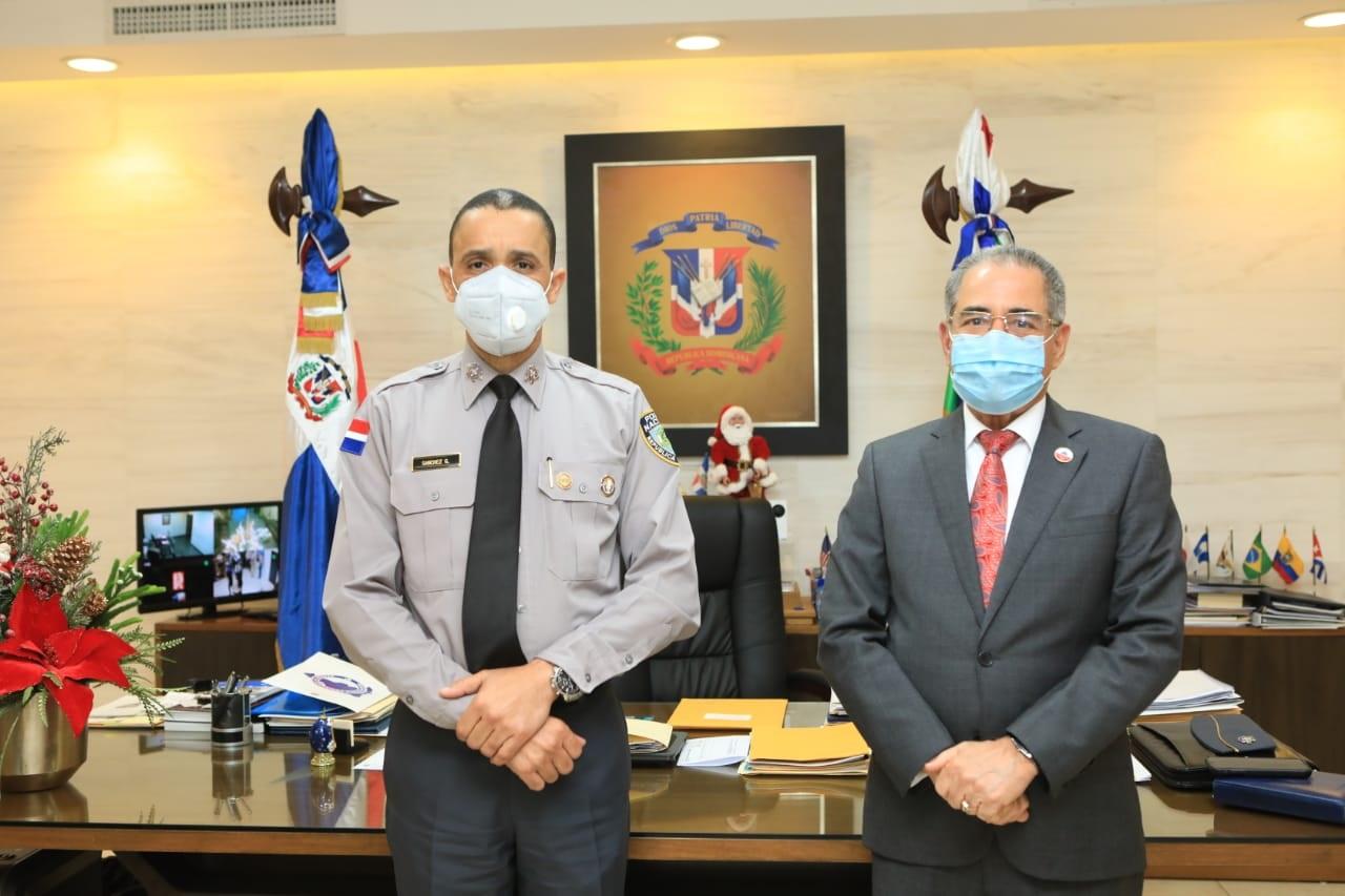 DGP y PN firmarán acuerdo para erradicar suplantación de identidad