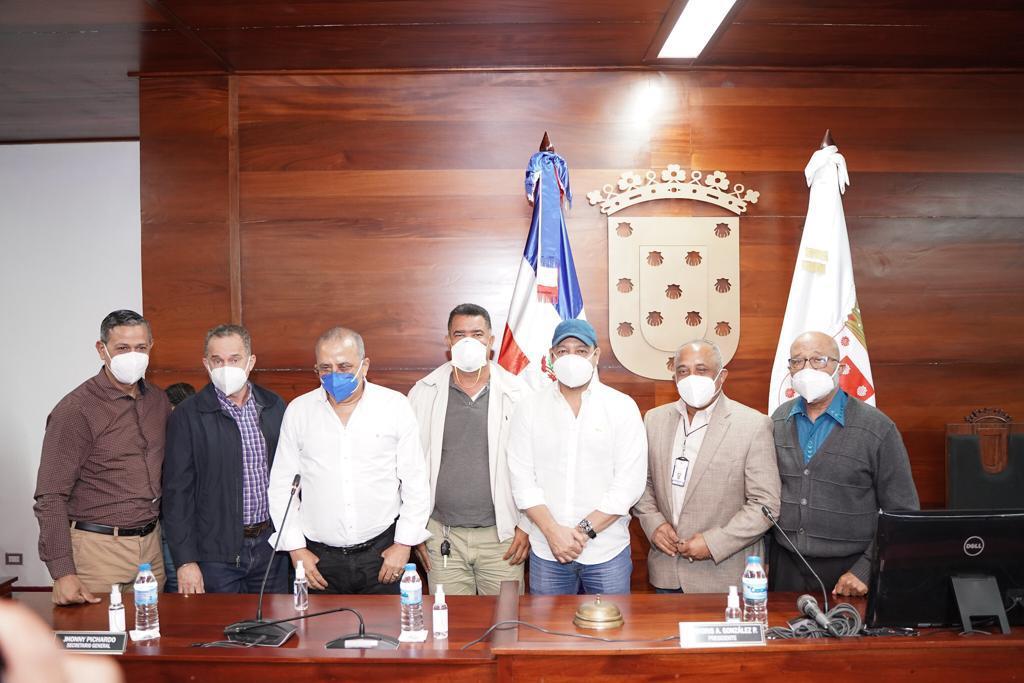 Abel Martínez y el ministro de Salud Pública acuerdan seguir trabajando contra el Covid-19