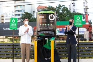 Evergo acelera el impulso de la movilidad eléctrica para alcanzar un total de 500 estaciones en 2021