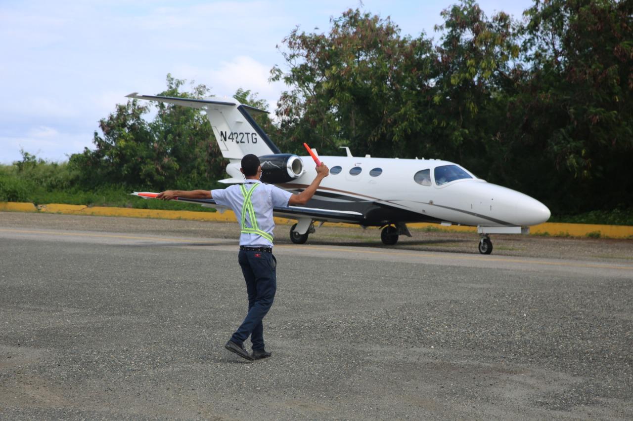 Turismo de aviación privada se reactiva con arribo aviones desde EE. UU.