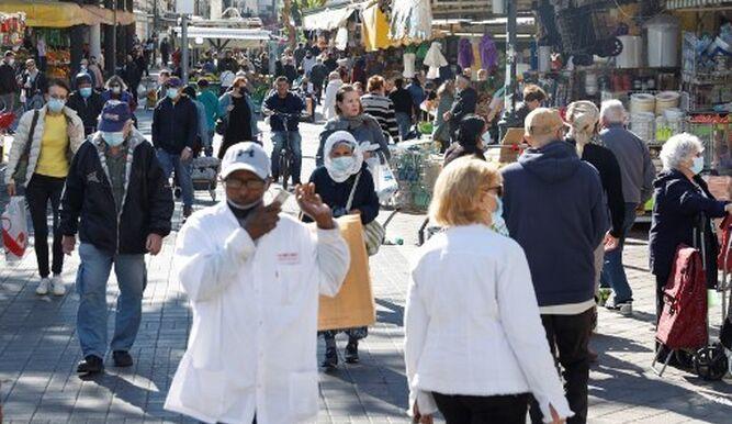 Israel confina por tercera vez a su población