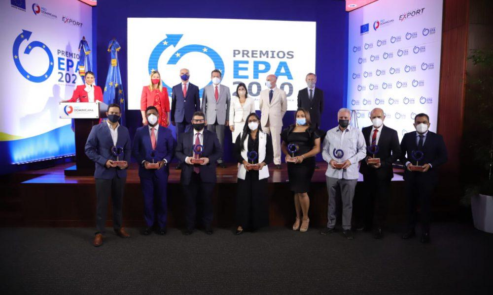 Reconocen empresas exportadoras e importadoras en la III edición de Premios EPA 2020
