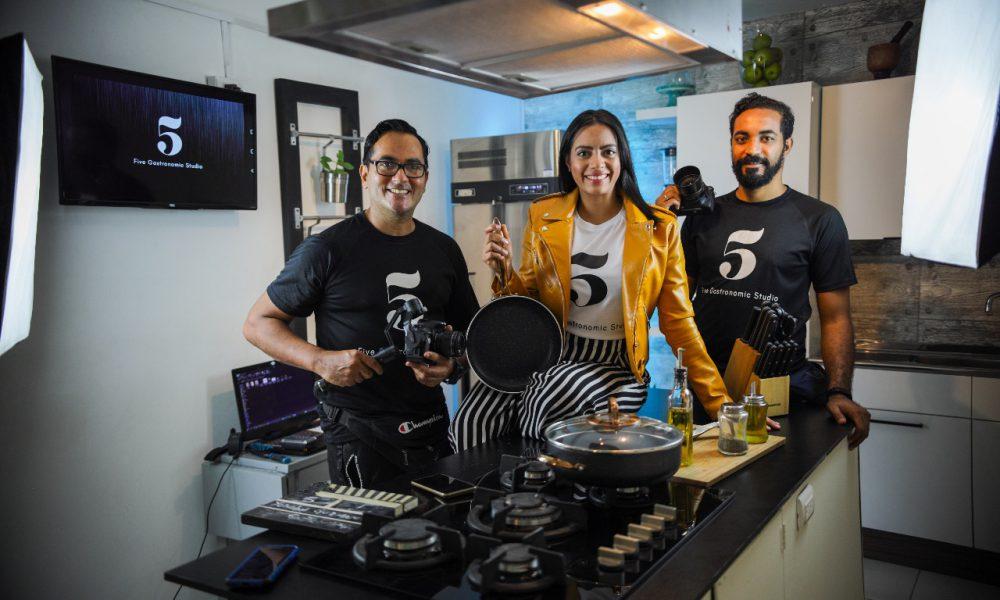 Chef Yerelin Guzmán presenta Five Gastronomic Studio