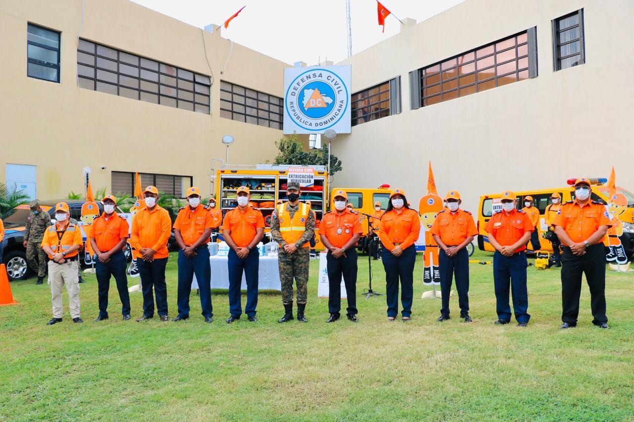 Defensa Civil anuncia operativo de asistencia durante fiestas decembrina