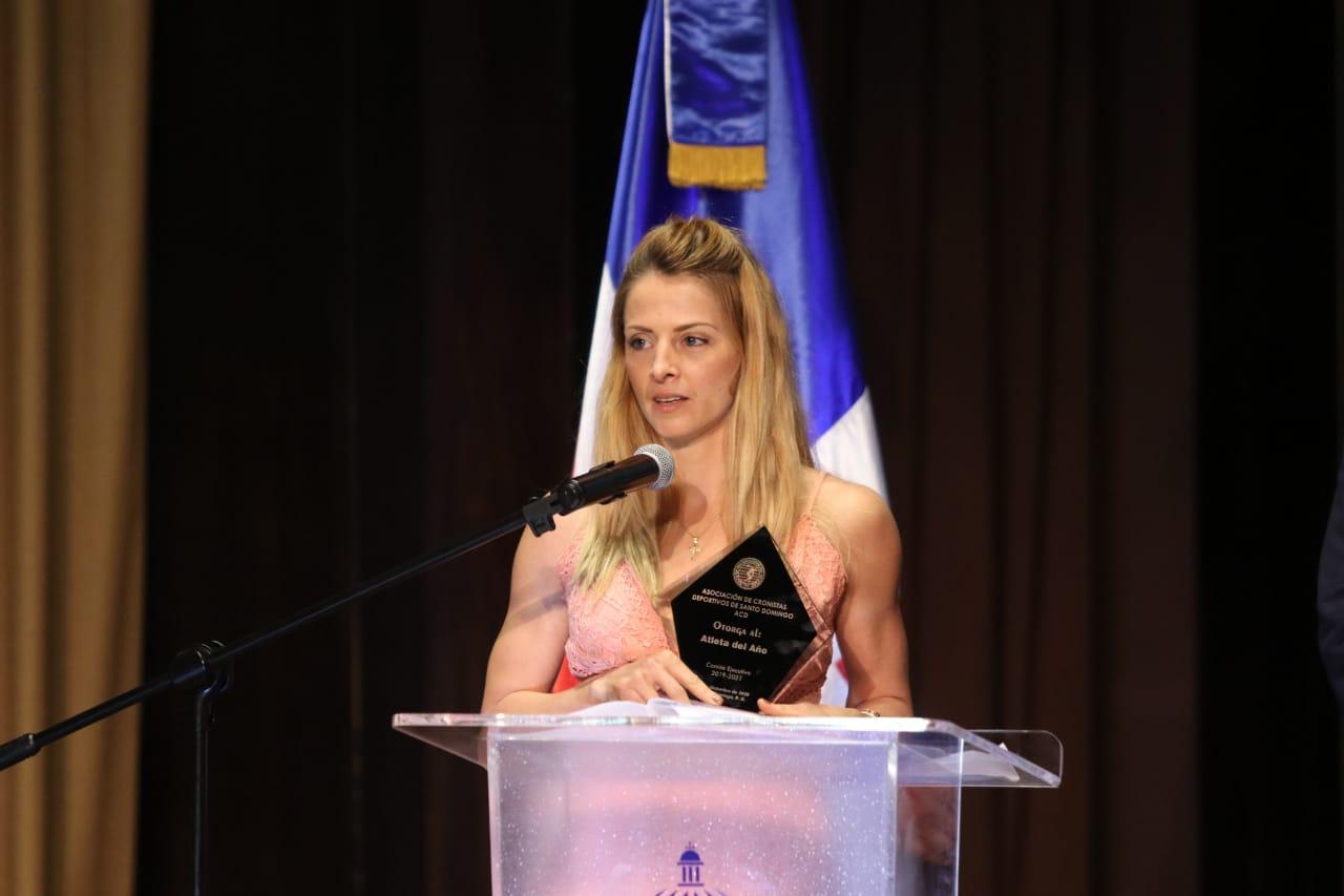 La Karateka María Dimitrova es la Atleta del año