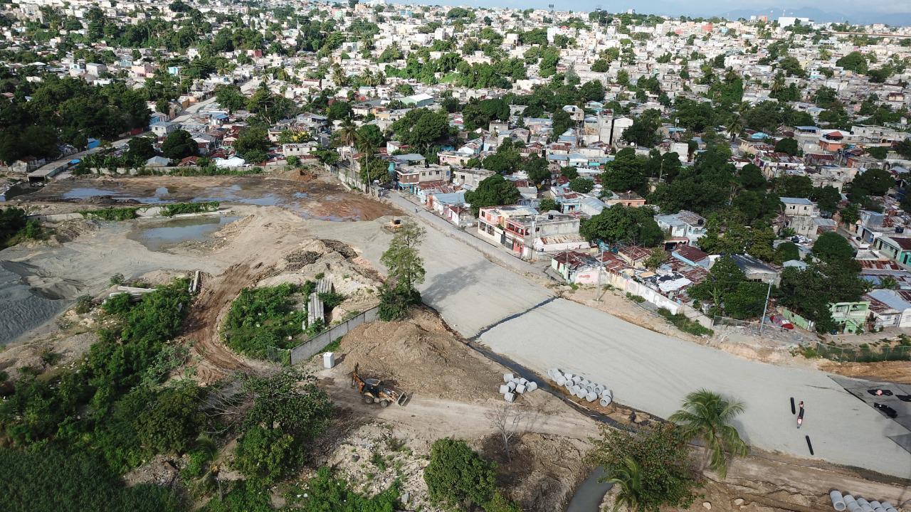 VIDEO | Reinician los trabajos en Nuevo Domingo Savio