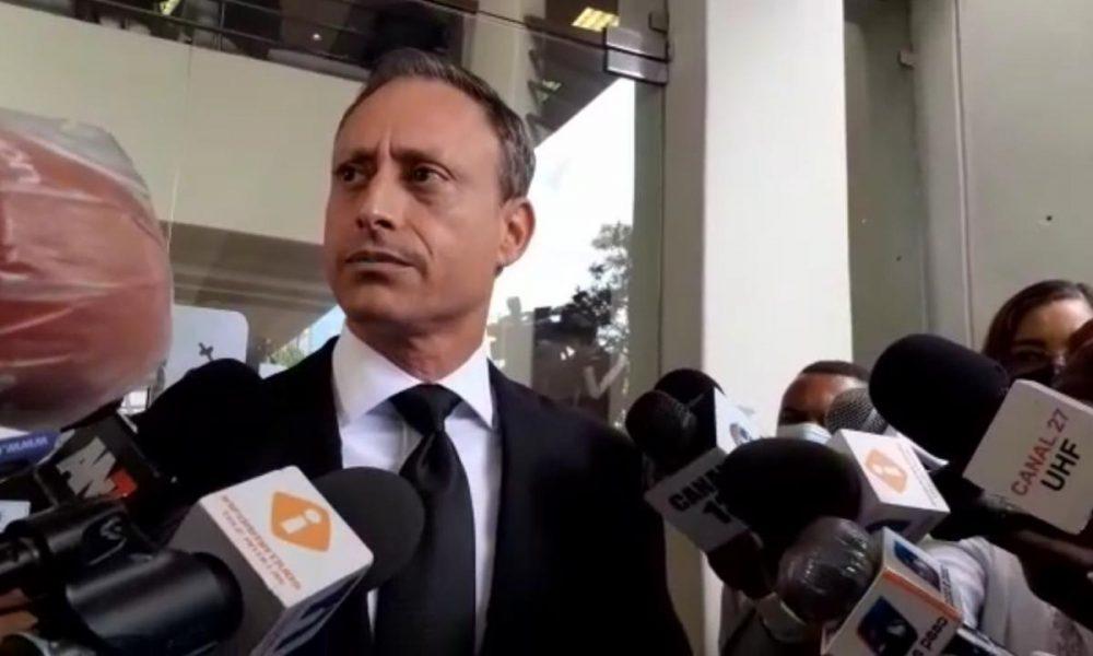VIDEO | Jean Alain Rodríguez niega que tenga impedimento de salida