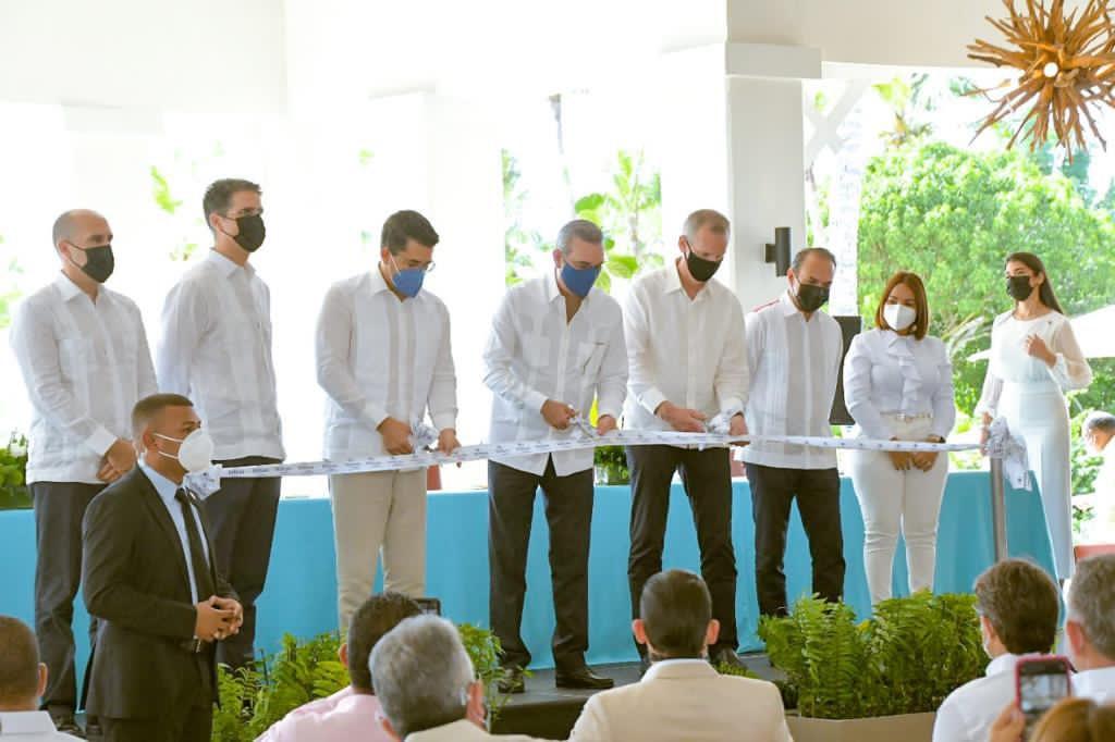 VIDEO | Queda inaugurado complejo hotelero Hilton en La Romana