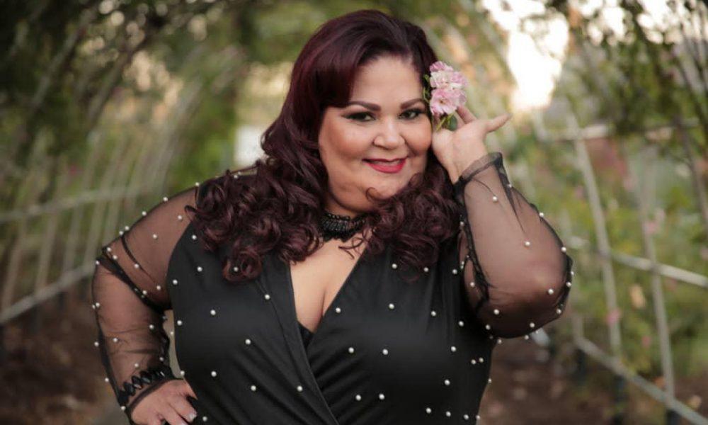 La Merenguera Raquel Maldonado en busca de conquistar a RD con su música