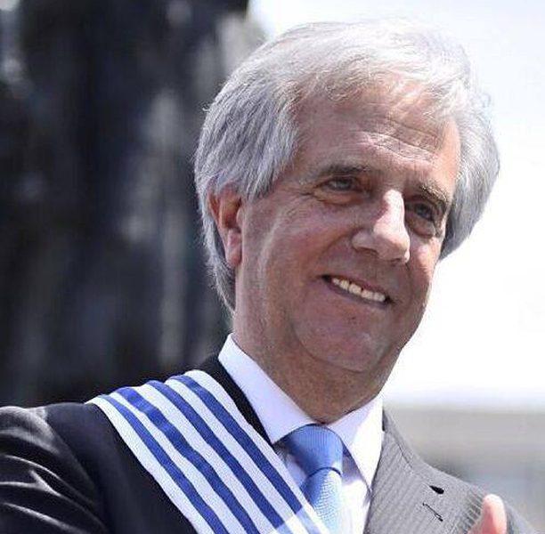 Leonel Fernández lamenta muerte del expresidente de Uruguay Tabaré Vásquez
