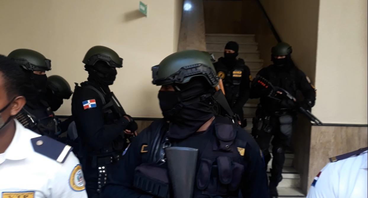 Operación Anti Pulpo | Recesan por tercera vez audiencia de coerción