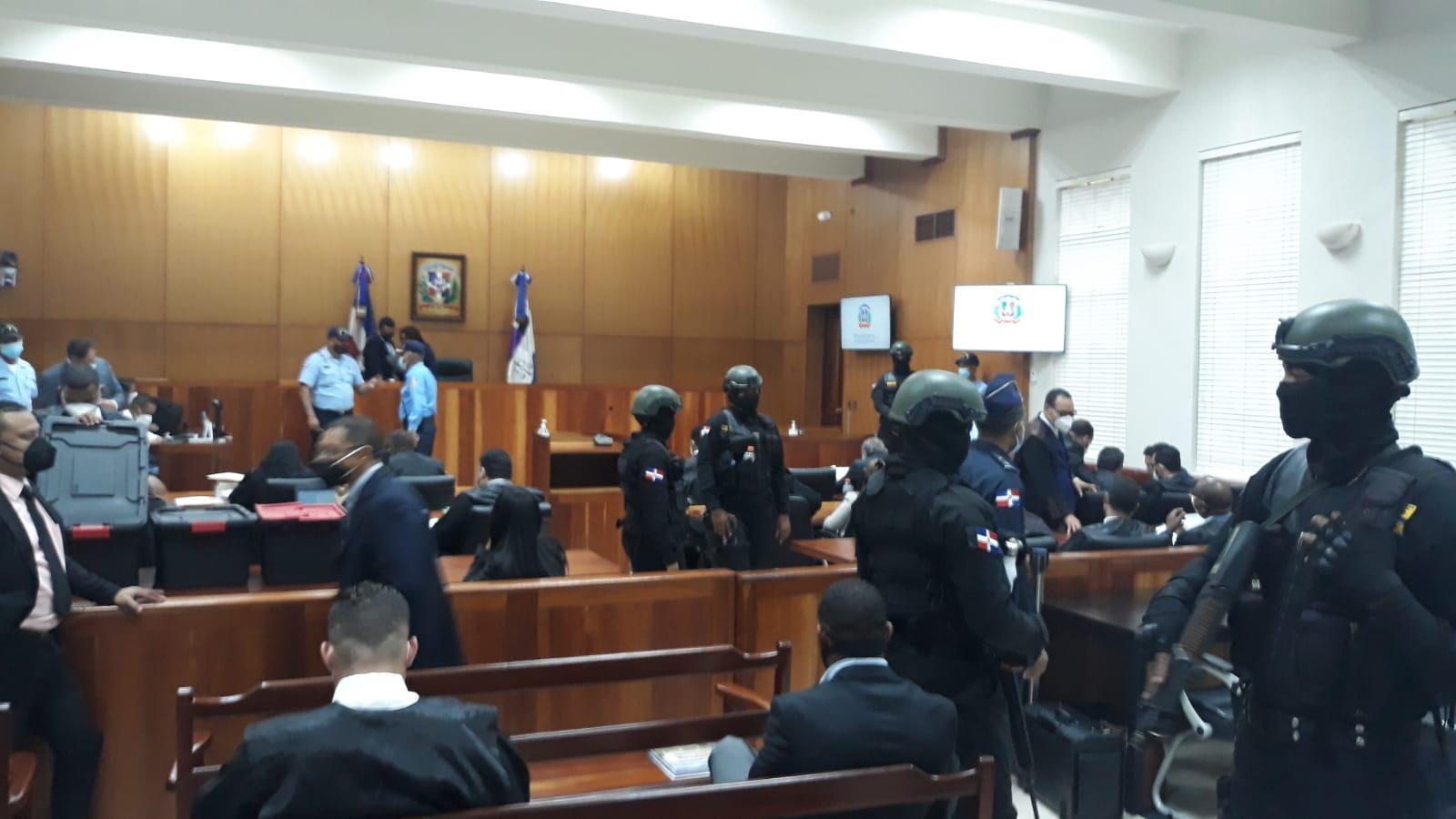 Operación Anti pulpo | Ministerio Público inicia audiencias de coerción con Aquiles Cristopher Sánchez