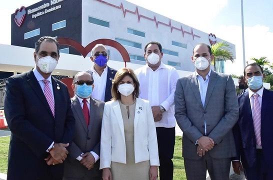 Gabinete de salud visita los hospitales Ney Arias Lora, Hugo Mendoza y Reynaldo Almanzar