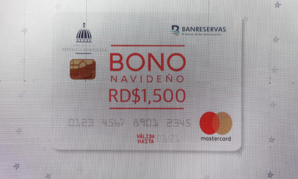 Lo que tienes que saber de la tarjeta Bono Navideño que entregará el gobierno