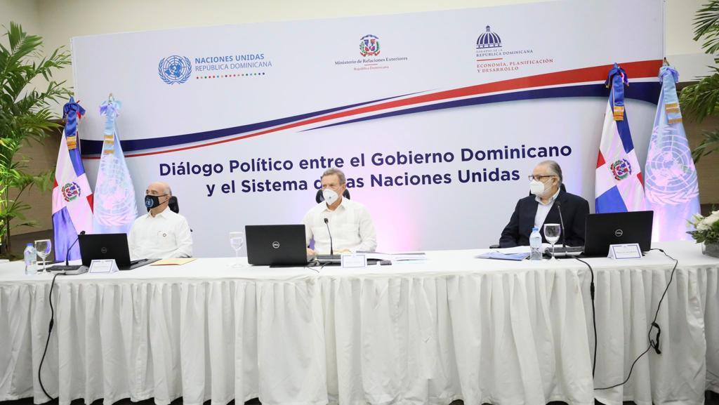Gobierno y Naciones Unidas dan inicio a Diálogo Político y seguimiento de proyectos