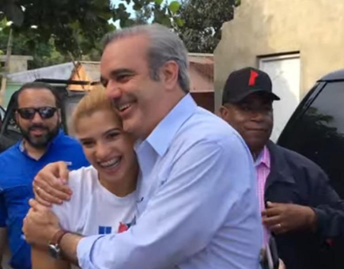 Kimberly Taveras agradece al presidente Abinader, tras su renuncia como ministra de la juventud