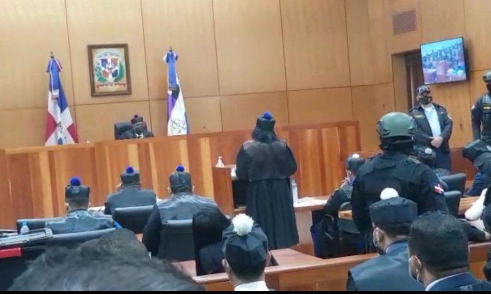 Operación Pulpo |  Juez Alejandro Vargas reparte boches al Ministerio Público y a la barra de la defensa