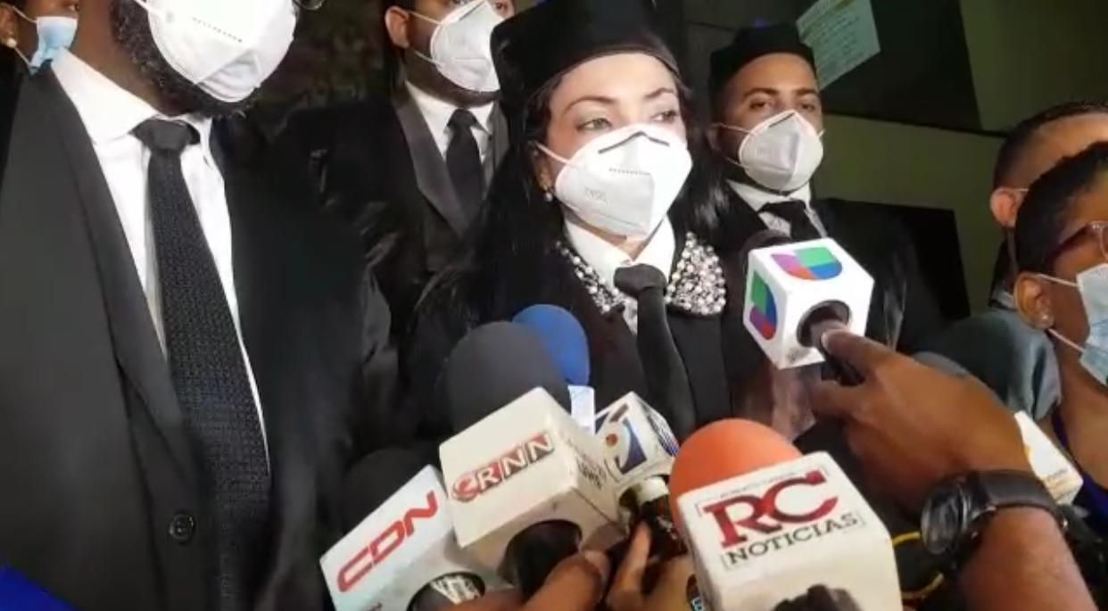 Video | Yeni Berenice afirma decisión del juez es conforme a derechos