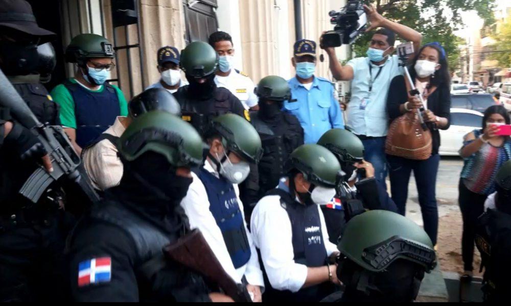 Operación Anti Pulpo | Trasladan a la cárcel presos por caso Pulpo