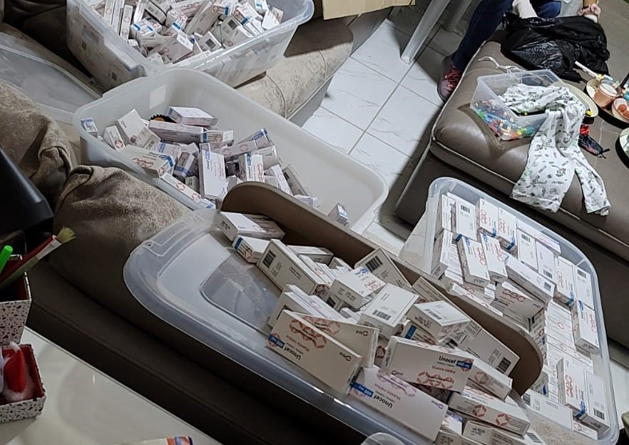 Ministerio Público desarticula banda criminal que falsificaba medicamentos