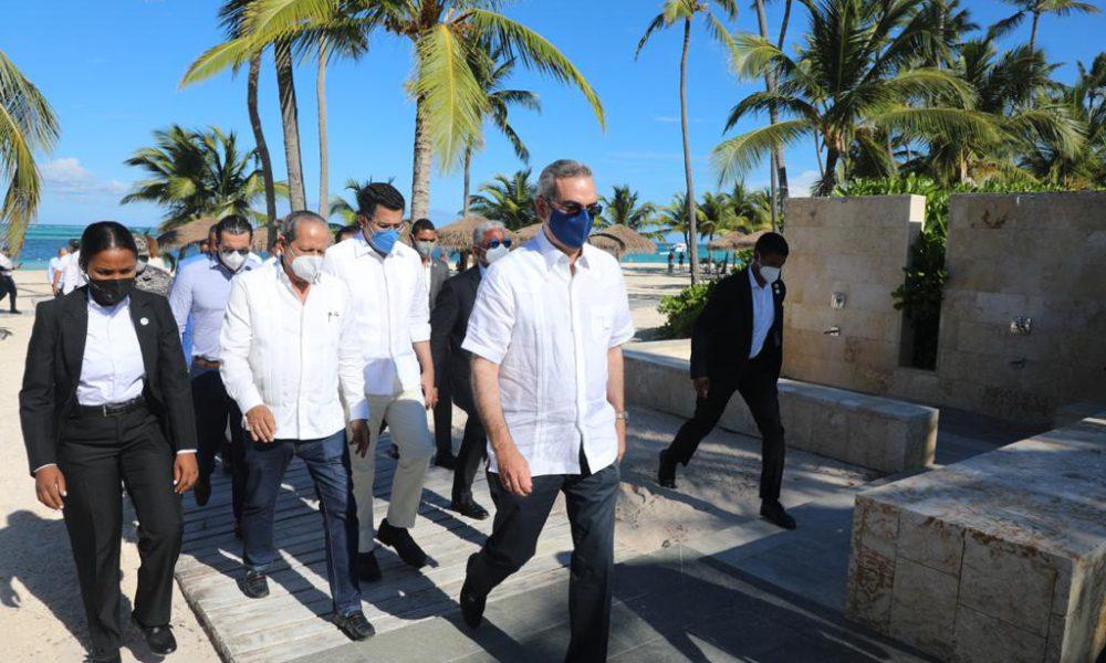 Agenda presidencial | Abinader visitará Santiago y Puerto Plata este fin de semana