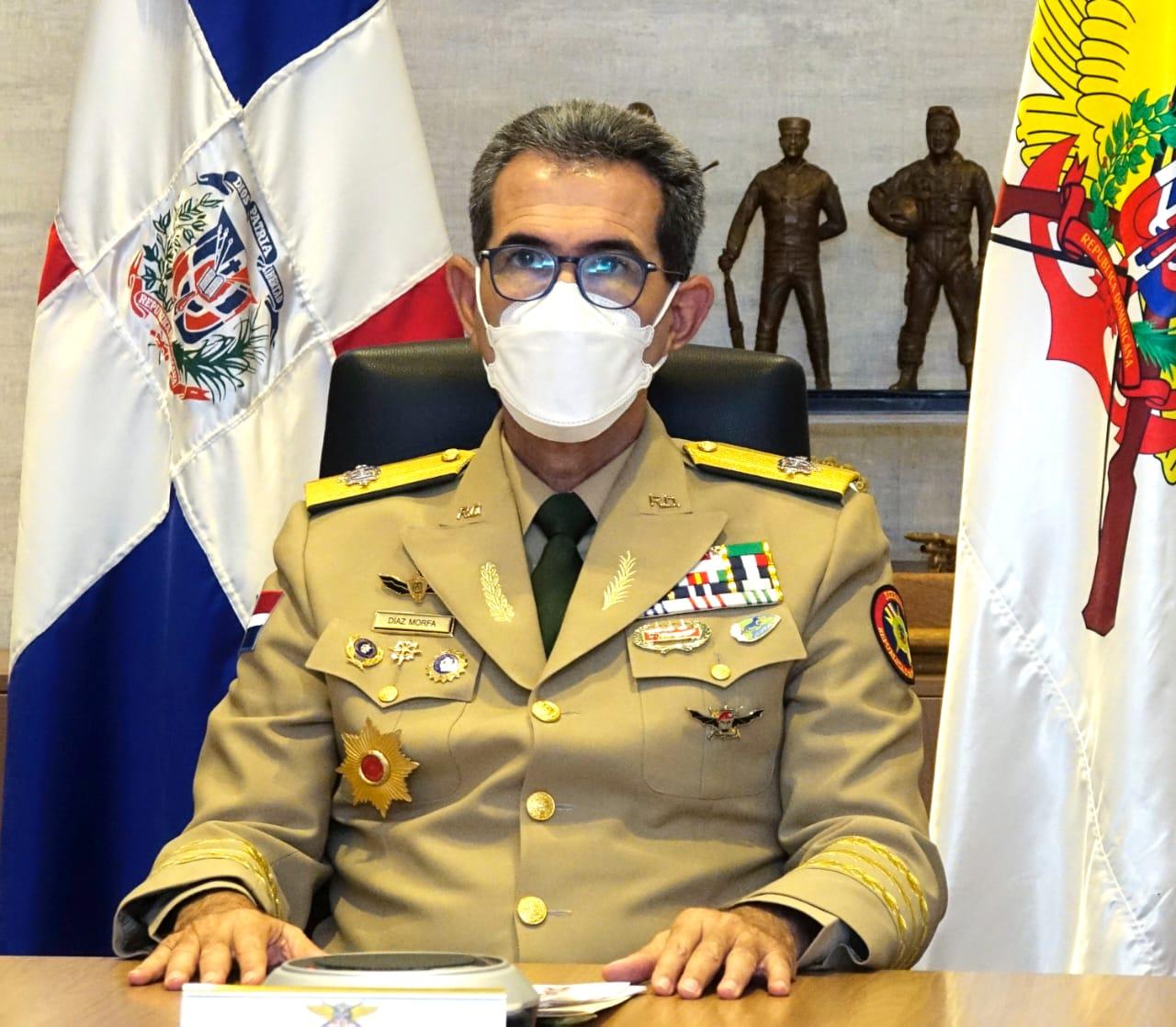 Ministro de Defensa está libre de COVID -19