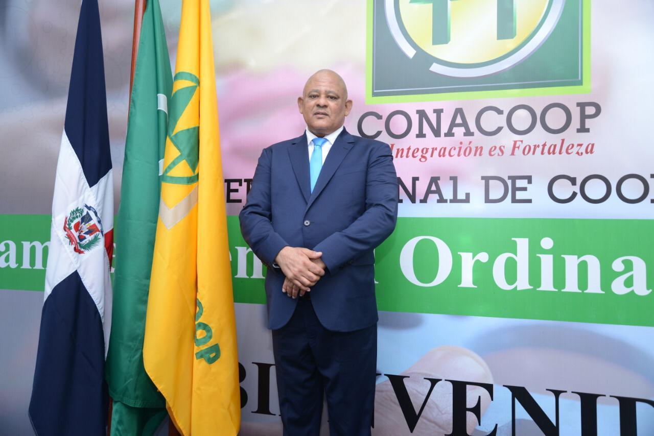 Jorge Eligio Méndez es el nuevo presidente del CONACOOP