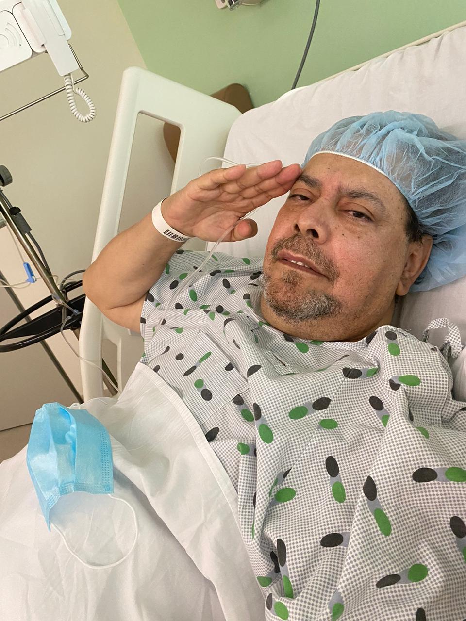 Villalona se recupera satisfactoriamente y será dado de alta médica el jueves