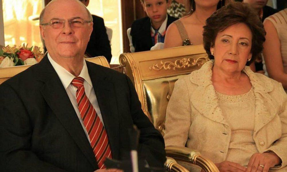 Hipólito Mejía y su esposa están libre del COVID19