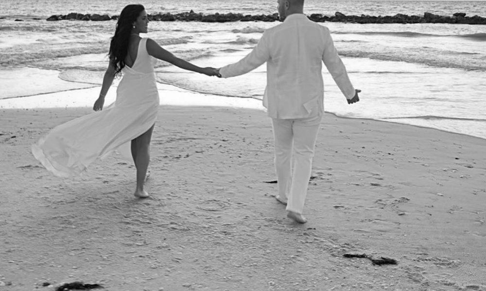 Francisca Lachapel hace pública su boda luego de casi un año de la unión