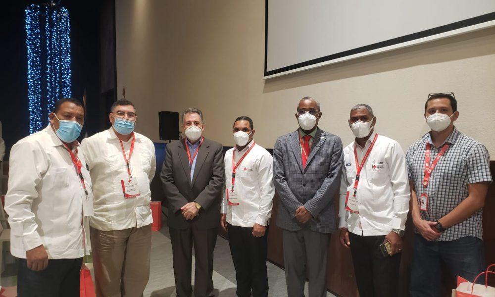 Miguel Sanz Flores electo presidente de Cruz Roja Dominicana
