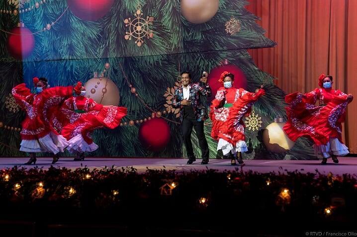 Celebra la Navidad desde el Teatro Nacional
