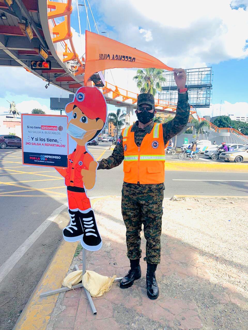 """Defensa Civil inicia operativo navideño """"Compromiso por la Vida 2020-2021"""""""