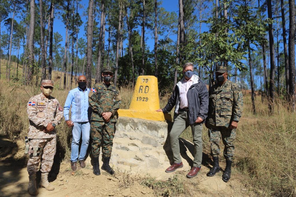 Acondicionan 24 km de Carretera Internacional para el desarrollo y la seguridad en las comunidades fronterizas