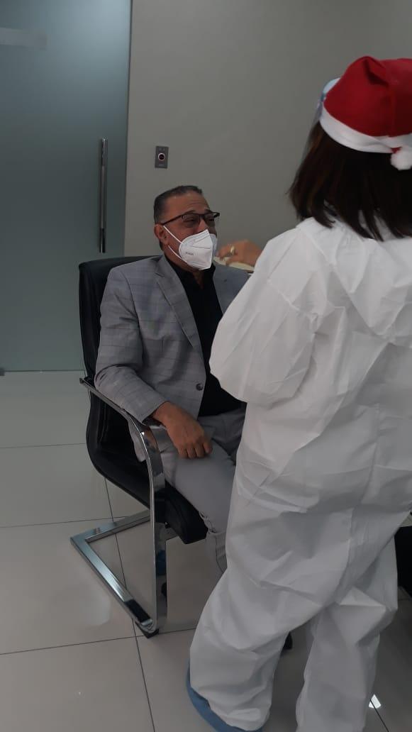 Video | INABIE da inicio a jornada general de pruebas PCR  a sus empleados
