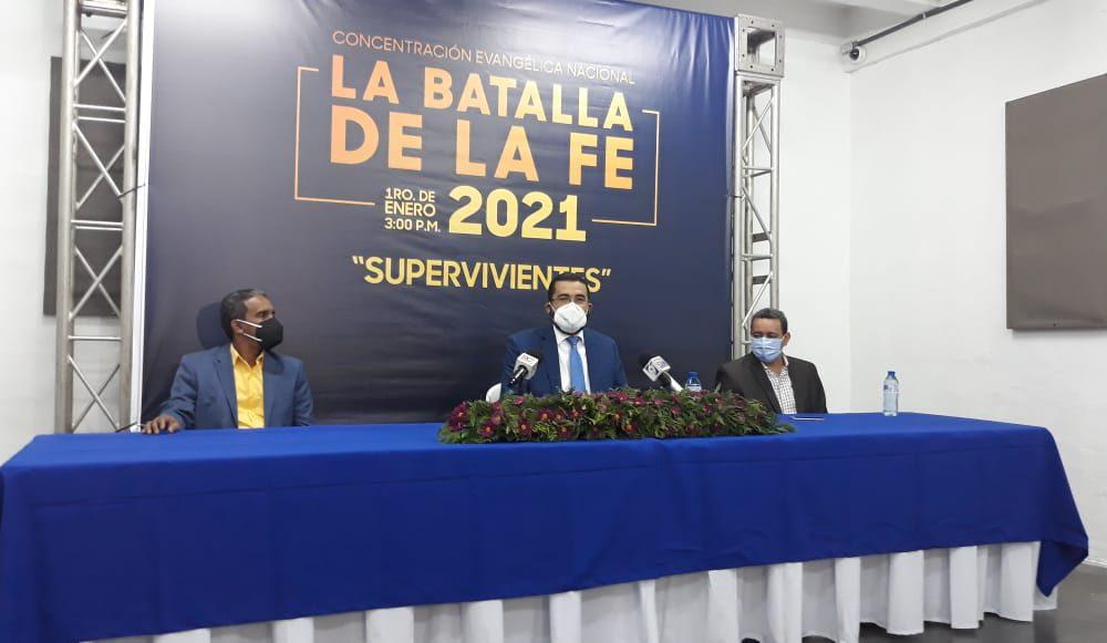 "VIDEO   Realizarán ""Batalla de la fe 2021"" de manera virtual, ofrendas serán a través de transferencias bancarias"