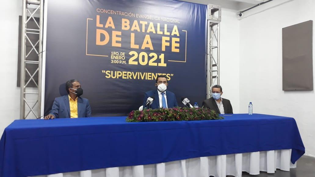 "VIDEO | Realizarán ""Batalla de la fe 2021"" de manera virtual, ofrendas serán a través de transferencias bancarias"