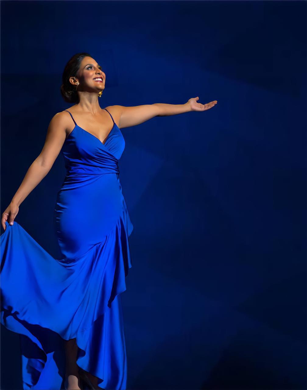 VIDEO | Nathalie Peña-Comas estará en concierto de Año Nuevo