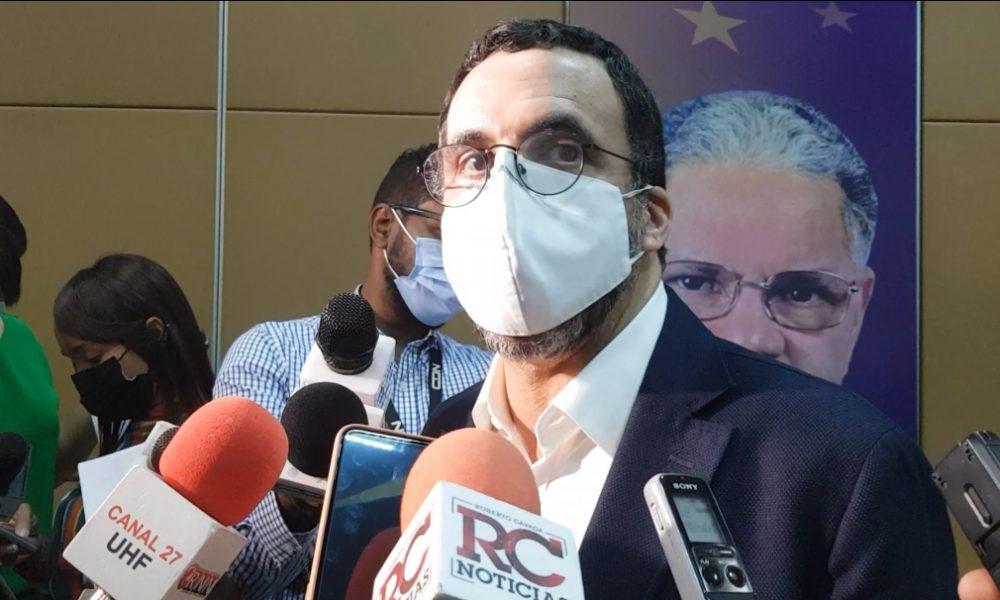 Video | PLD aún no está pensando en hacer oposición