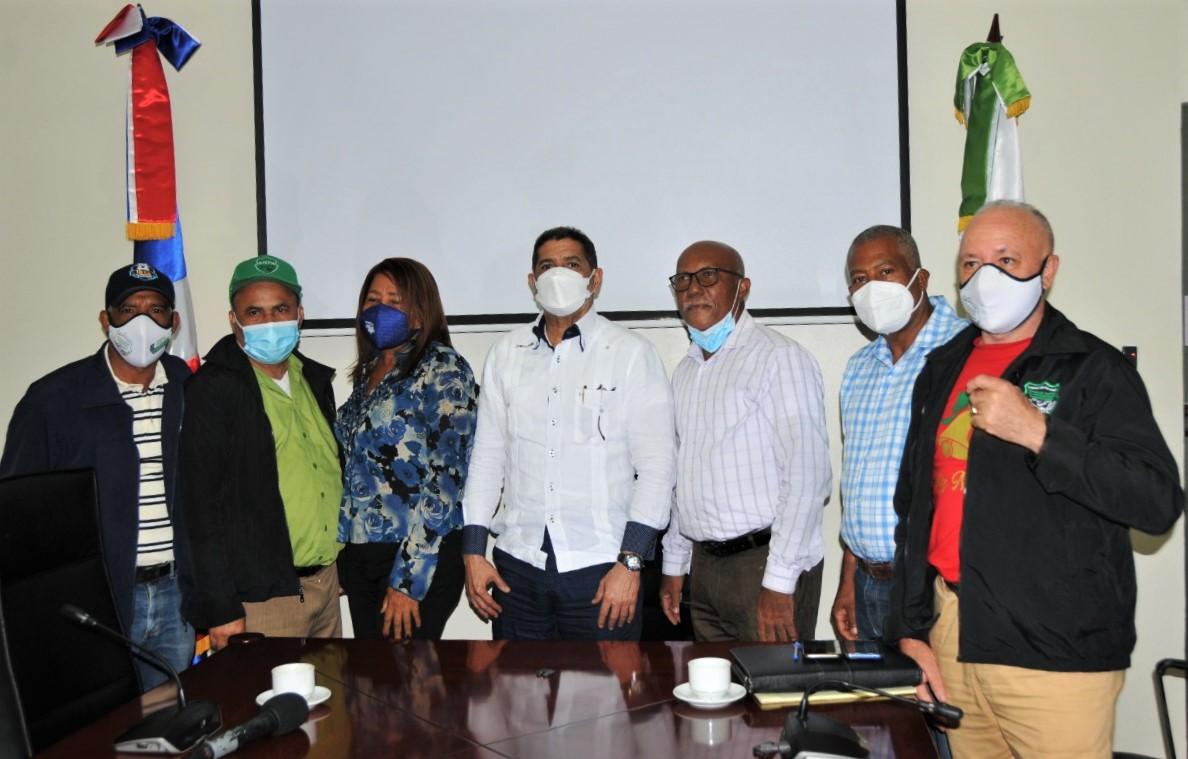 Agricultura y ANPA firman acuerdo para  reponer técnicos desvinculados