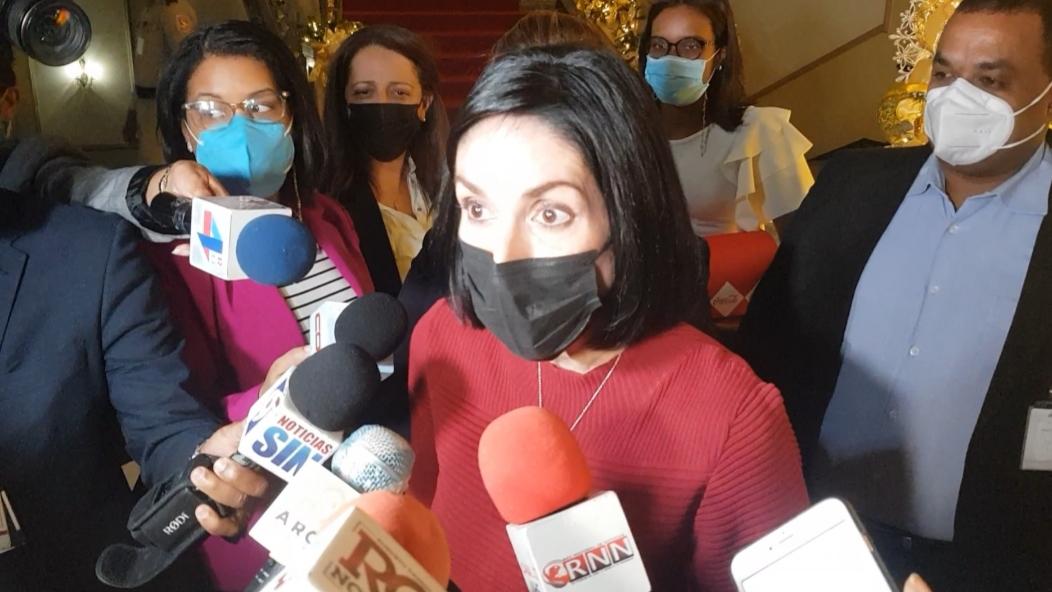 Video | Primera Dama reitera a la población acoger medidas contra el COVID-19 para evitar cerrar el país