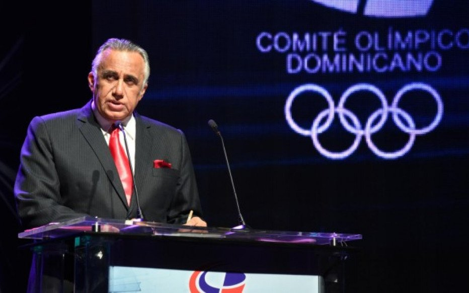 Luis Mejía dejará presidencia del Comité Olímpico Dominicano