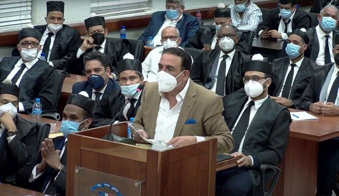 Operación Anti pulpo | Defensa de Medina Sánchez niega privilegios con pagos del Estado