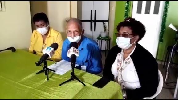 VIDEO | Gremio de enfermería denuncia tienen cinco meses sin recibir incentivo por trabajar en pandemia