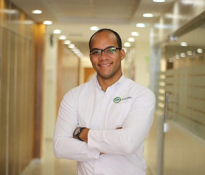 Un dominicano entre los  emprendedores Innovadores menores de 35 Latinoamérica 2020