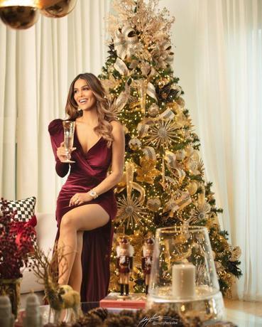 Así celebran los famosos dominicanos la Navidad