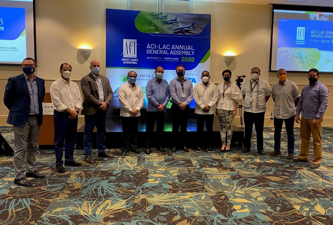 Asamblea Anual de ACI-LAC aprueba la Declaración de Punta Cana