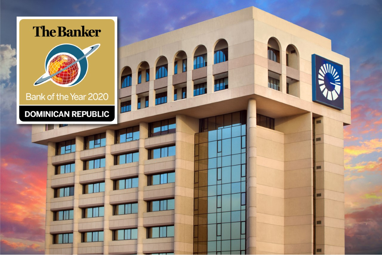 Banco Popular, premiado como el Banco del Año por revista financiera
