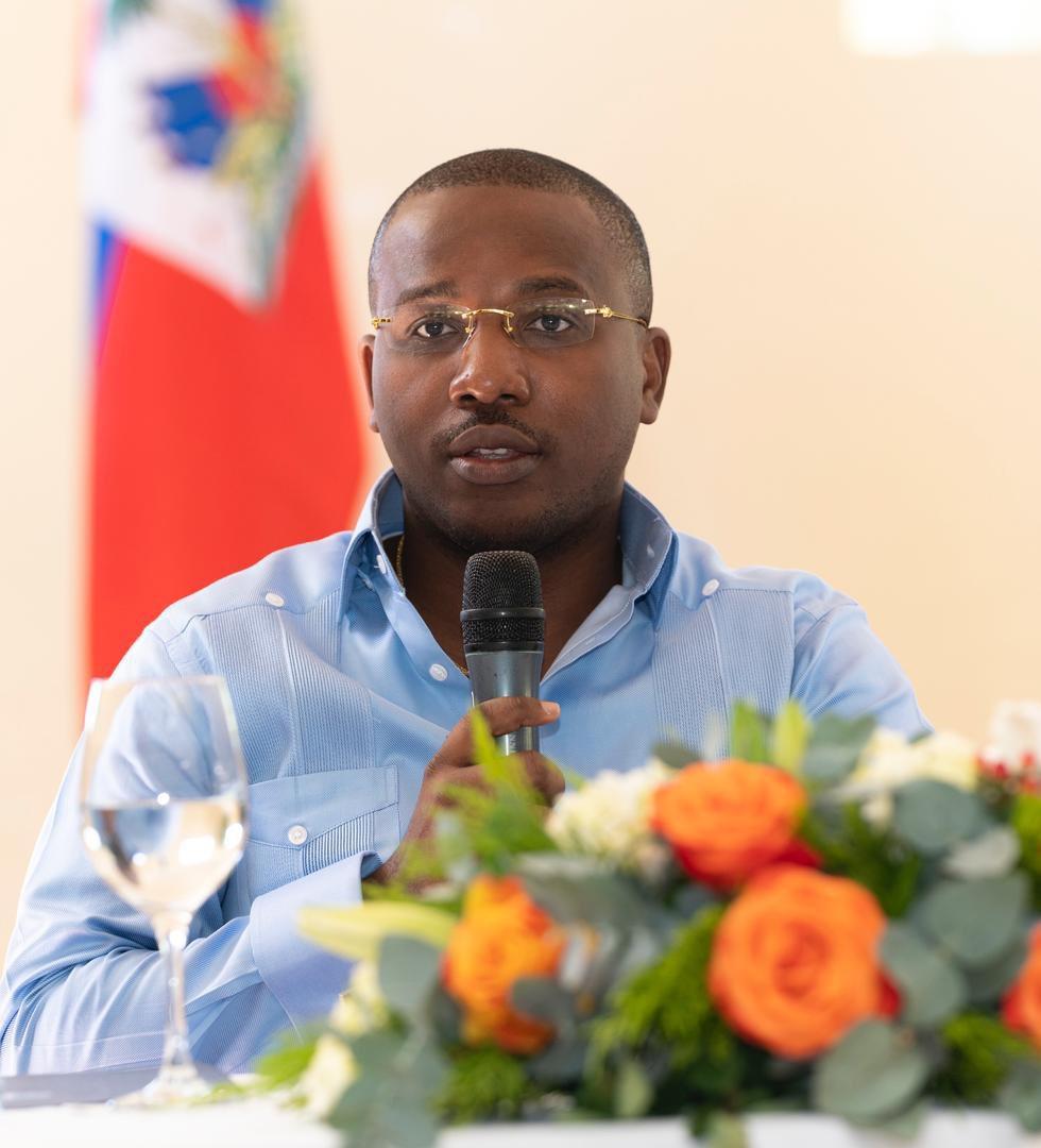 Ministro de Relaciones Exteriores y Cultos de Haití finaliza su visita a RD