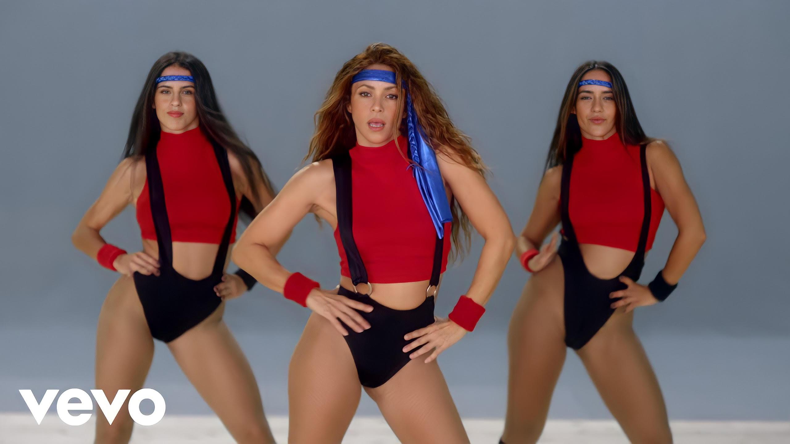 "Video | Los Black Eyed Peas se unen a Shakira en el nuevo video musical de ""Girl Like Me"""